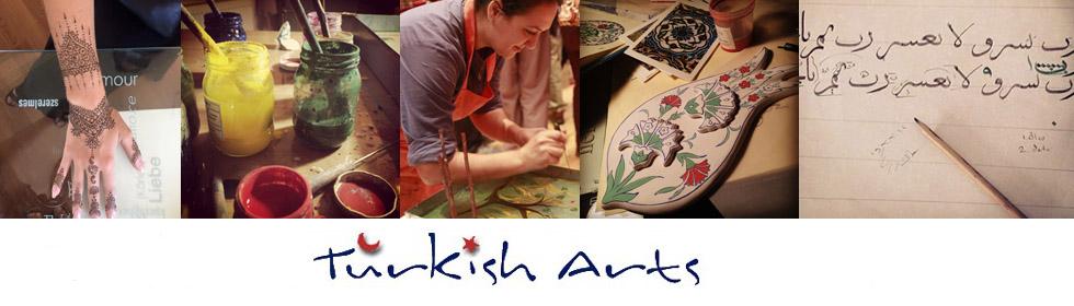 Turkish Arts by Betul